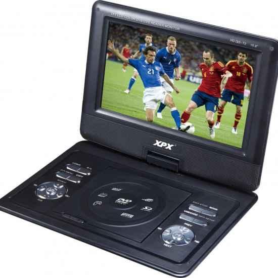 Портативные DVD XPX EA-1048D